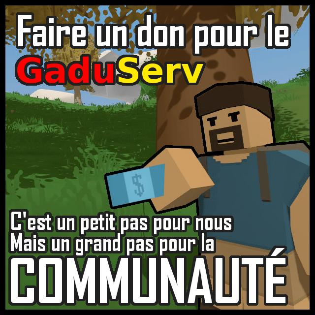 Nouveau départ dans la communauté Gadu Gaming