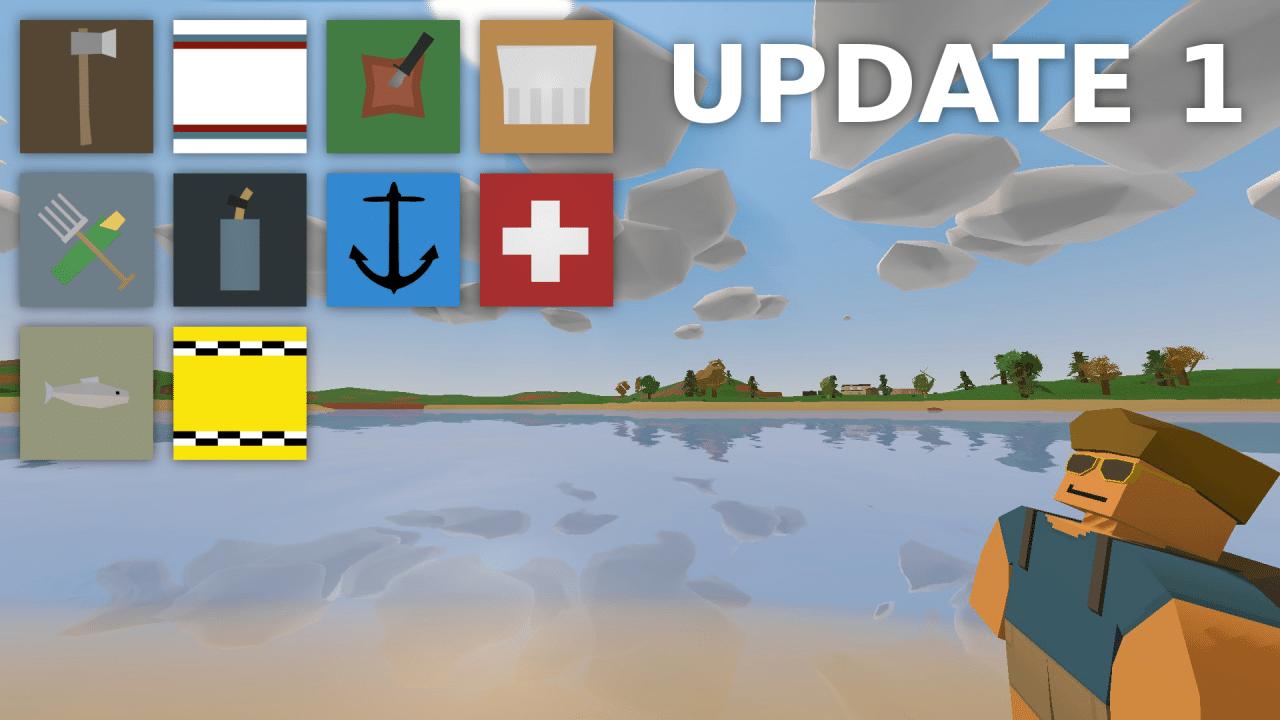 Mods RP 4 : Update 1