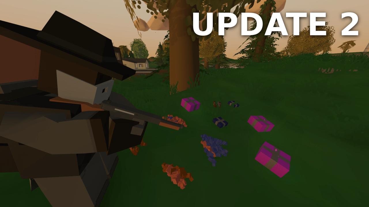 Mods RP 4 : Update 2