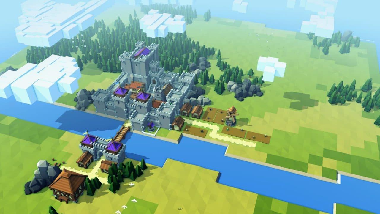 Kingdoms and Castle : Créer votre propre château médiéval