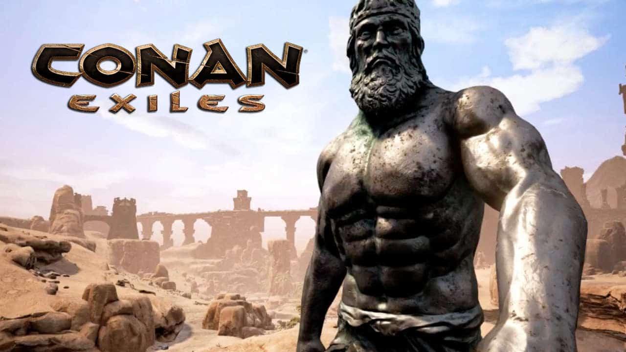 Conan Exiles : Survivez – Bâtissez – Dominez !