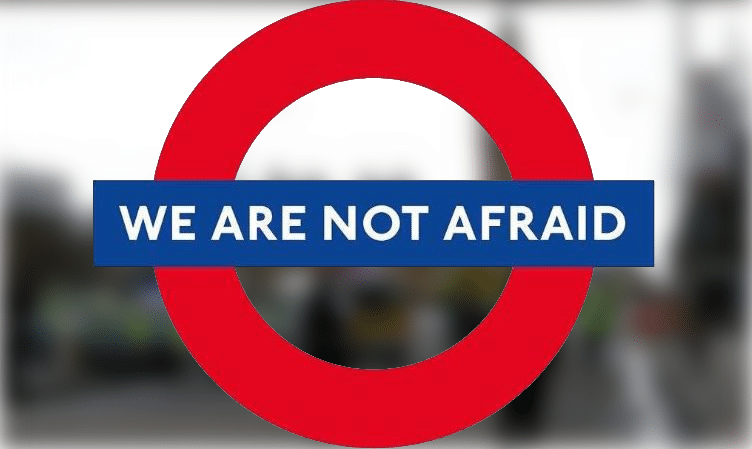 We are not afraid !