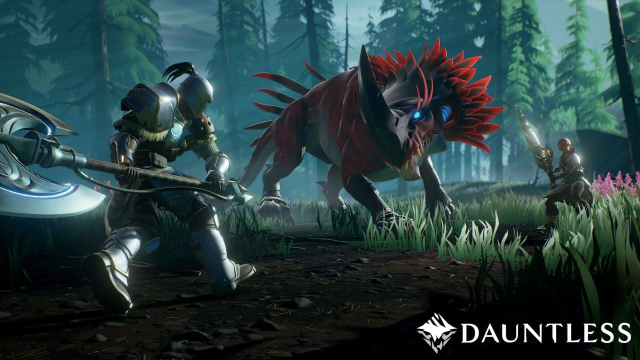Dauntless : Le MonsterHunter-like sur PC !