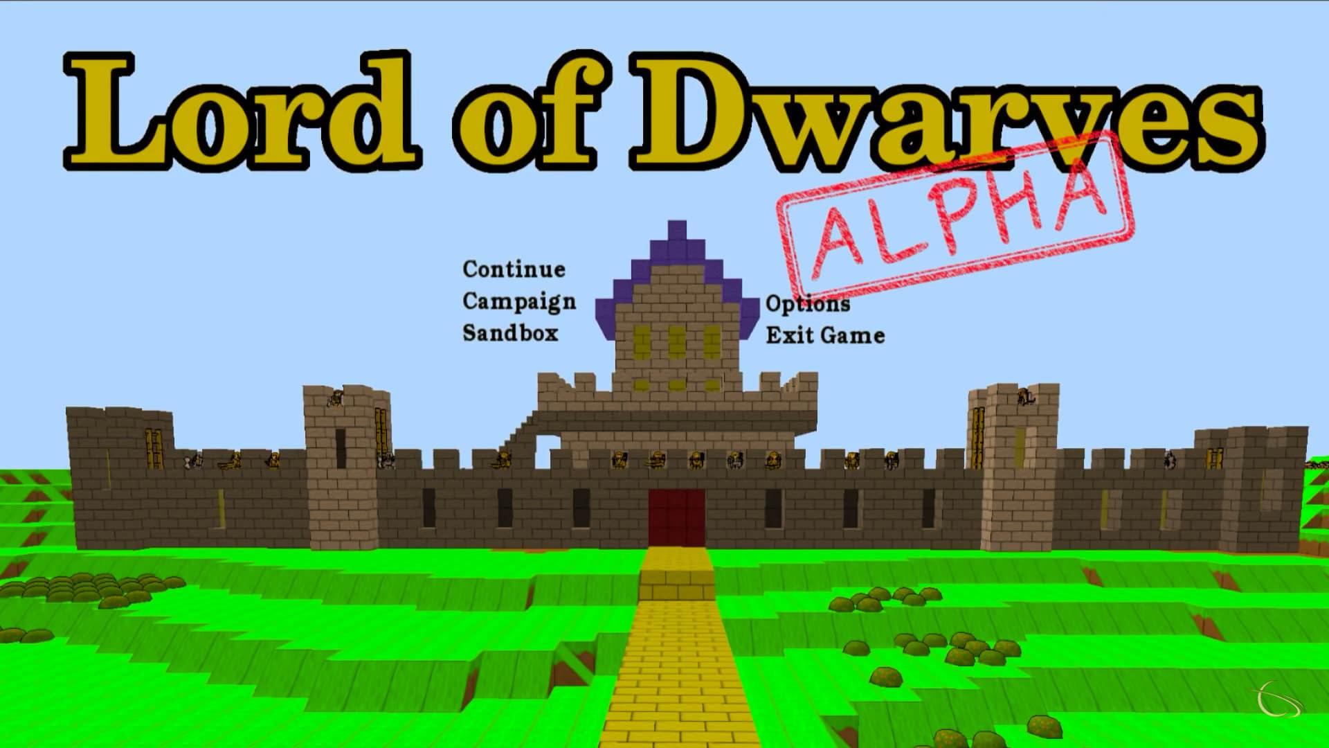 Lord Of Dwarves : Créez votre empire et défendez vous fasse aux envahisseurs !