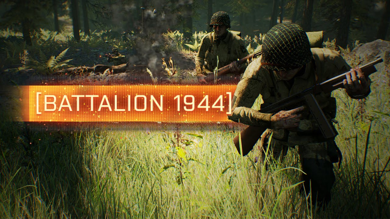 Battalion 1944 : La guerre de 39-45 refait surface !