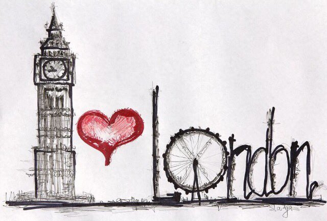 Pray for London
