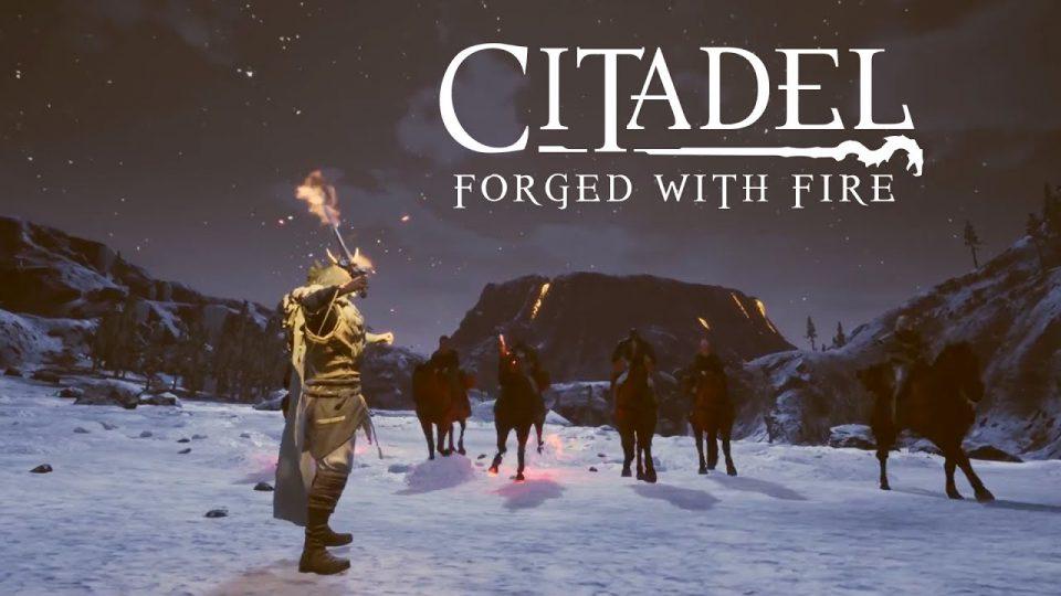 Citadel: Forged with Fire : Le jeu qui vous fera rêver du monde d'Ignus !