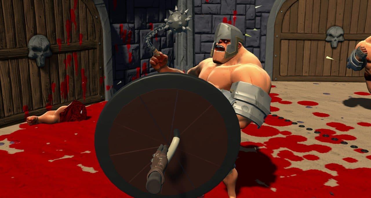 GORN : Le jeu qui offre des combats d'arène épiques !